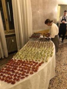 Catering Studio Avvocati Ruccellai&Raffaelli